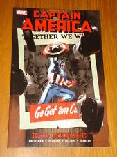 CAPTAIN AMERICA RED MENACE  MARVEL COMICS VOLUME 1 < 9780785123217