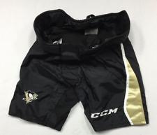 New CCM PP90C Ice Hockey Pro Return AHL Pant Shell Sr XL Wilkes-barre Penguins