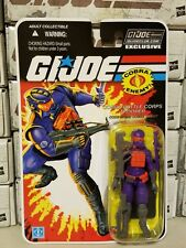 GI Joe Club Exclusive FSS 5.0 Cobra Battle Corps Viper *NEW/SEALED*