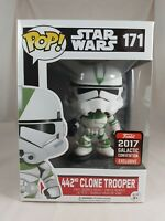 Star Wars Funko Pop - 442nd Clone Trooper -  Galactic Convention Excl - No. 171
