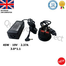 Charger 19V 2.37A For ASUS SAMSUNG ACER Chromebook C720 PA-1450-26 A13-045N UK