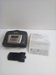 Aiwa HS-TA183 Portable AM/FM Radio Cassette Player New - No Box