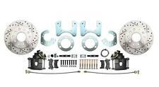 "Mopar 8 3/4"" Rear Performance Disc Brake Kit  B-Body w/  E-Brake Cables included"