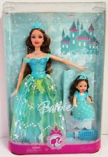 Barbie Princess Sisters - Teresa and Kelly Doll Set (NEW)