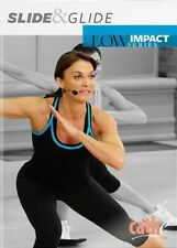 CATHE FRIEDRICH LOW IMPACT SERIES SLIDE & GLIDE DVD NEW SEALED WORKOUT EXERCISE