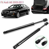 For Audi A6 C6 2005-2011 Vehicle Gas Struts Shocks Tailgates Spring Trunks 2PCS