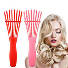 Eight-claw Comb Anti-Static Scalp Comb Eight Rows Of Hair Brush Styling Tool Ne*