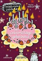 Das Geburtstagsgeheimnis von Widmark, Martin | Buch | Zustand gut