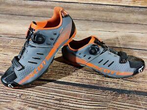 SCOTT Expert Cycling MTB Shoes Mountain Biking Boots 2 Bolts Size EU46, US11.5