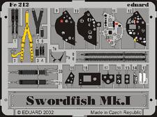 Eduard Zoom FE212 1/48 Tamiya Fairey Swordfish Mk. I