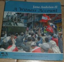 Jana Andolan-II  Witness Account Report Human Rights Violation King's Gov't