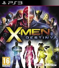X-Men Destiny PS3 Game NEW SEALED UK PAL Sony Playstation 3 Xmen xmen Marvel