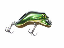 FFT DEADLY FROG 9g PLUG LURE WIRE TRACE TREBLE HOOKS PIKE BASS COURSE FISHING