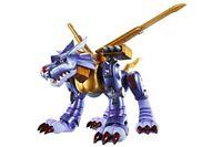 D-Arts Digimon Adventure Metal Garurumon Tamashii Web Bandai Figure NEW