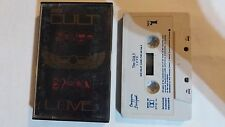The Cult Love Cassette Beggars Banquet 1985