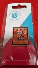 Olympics London 2012 Venue Sports Logo Pictogram Pin - Judo - code 1747