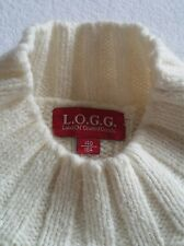 LOGG / H&M Grobstrick kuscheliger Pullover Pulli mit Angora - neuw. Gr. 140