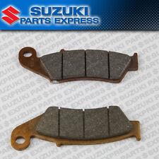 NEW 2000 - 2017 SUZUKI DR-Z400S DRZ DR-Z 400 S OEM FRONT BRAKE PADS 59300-13860