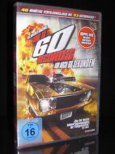 DVD GONE IN 60 SECONDS 1 - NUR NOCH 60 SEKUNDEN - BLECHPIRATEN - 2 DISC-SET *NEU