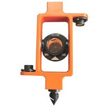 Sitepro 25mm Mini Stakeout Peanut Prism Target 0 -30mm Offset Orange Seco Survey