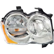 New Headlight (Passenger Side) for Jeep Grand Cherokee 2008 to 2010