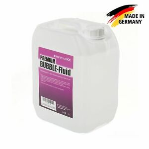 lightmaXX Premium BUBBLE FLUID 5L Seifenblasenfluid
