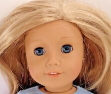 American Girl Doll Just Like ME Blonde  Hair,Blue Eyes med skin w/ Clothing.