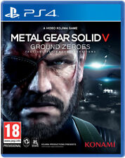 Metal Gear Solid V: Ground Zeroes (PS4) MINT - 1st Class Fast & Free Delivery