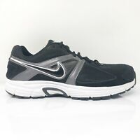 Nike Mens Dart 9 445140-002 Black Running Shoes Lace Up Low Top Size 9