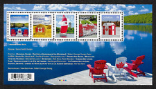 Canada Stamps — Souvenir Sheet of 5P — Canadian Pride #2611 — MNH