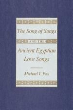 The Song of Songs and the Ancient Egyptian Love Songs