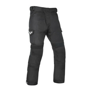OXFORD QUEBEC 1.0 WATERPROOF ARMOURED TEXTILE JEANS / PANTS BLACK SIZE LARGE £99