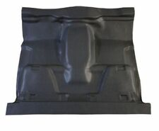 Black Vinyl Molded Flooring Fits- 2007 GMC Sierra 1500 Classic Crew Cab 2 & 4WD
