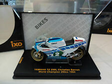 Ixo 1/24 Yamaha TZ 250L #2 World Champion 250cc 1984 Christian Sarron