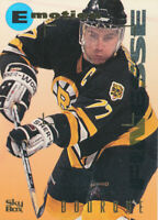 Ray Bourque 1995-96 Skybox Emotion #6 Boston Bruins Hockey Card
