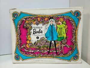 World of Barbie Double Doll Case Lot | Vintage 1968 | Clothing & Accessories