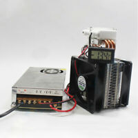 Fish Tank 12V Thermoelectric Cooler Refrigeration Water Chiller Cool 70W B2UZ