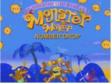 Awesome Animated Monster Maker Number Drop Pc Cd math estimating number problems
