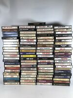 93 Country Music Cassette Tapes Lot Charley Pride,Alan Jackson,Tanya Tucker,tipp