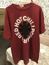 Red Hot Chili Peppers T-Shirt New with Tags 2Xl