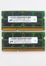 Micron 2GB DDR3 SDRAM SO-DIMM PC3 Memory Module for Laptop Computer