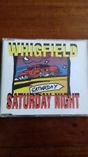 Whigfield - Saturday Night - Maxi CD