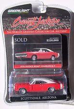 GREENLIGHT BARRETT-JACKSON AUCTION BLOCK SERIES 1 1970 DODGE HEMI CHARGER R/T