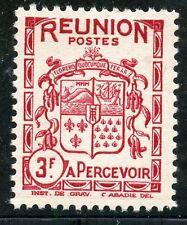 TIMBRES COLONIES FRANCAISES  / LA REUNION / BLASON / ARMOIRIE / TAXE N° 25 **