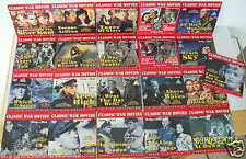 Classic War Movies - 23 Film Collection - Complete Set (Daily Mail Promos DVDs)