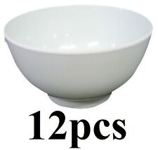 12 x Melamine Rice Bowl 13.5cm x 6cm 100% Brand New