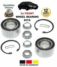 FOR PEUGEOT 607 2.0 2.2 2.7 3.0 HDI V6 2000-->ON NEW 2x FRONT WHEEL BEARING KITS