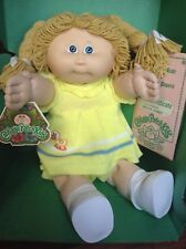 """1985 CABBAGE PATCH KIDS 16"""" doll COLECO in box Cristy Tobey - NEW"""