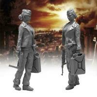 1/35 Resin Kits Figure Beauty Armored Resin Soldier Koo-39 N7U9 S1Y2