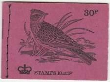 Engeland booklet DQ70 MNH 1973 - British Birds / Skylark